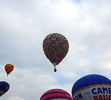 Bristol Ballon Fiesta - Up! by Charliesays