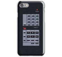 TV Remote iPhone Case/Skin