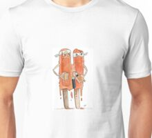Tough Popsicles  Unisex T-Shirt