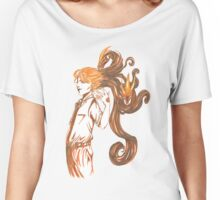 Amber Dragons Women's Relaxed Fit T-Shirt