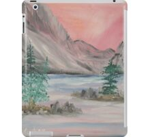 Lake Sunset iPad Case/Skin