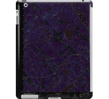 USGS TOPO Map New Hampshire NH Baxter Lake 20120608 TM Inverted iPad Case/Skin