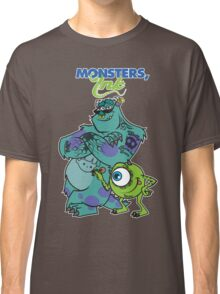 Monsters Ink Classic T-Shirt
