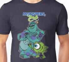 Monsters Ink Unisex T-Shirt
