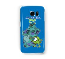 Monsters Ink Samsung Galaxy Case/Skin