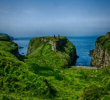 Ballycastle Cliffs by Adam Northam