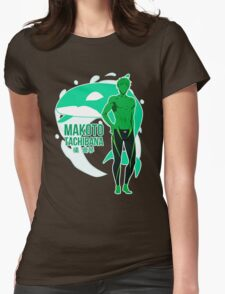 The Orca Womens Fitted T-Shirt