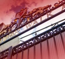 The Shankly Gates - Anfield - Liverpool FC Sticker