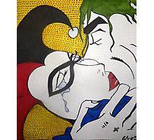 Joker&Harley Photographic Print