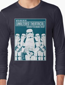 The Original Troopers Long Sleeve T-Shirt