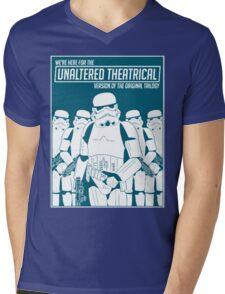 The Original Troopers Mens V-Neck T-Shirt