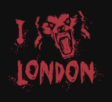 I Heart London by Baznet