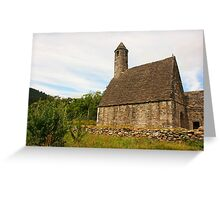St. Kevin's Church Greeting Card