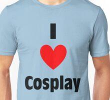 I Heart Cosplay Shirt Unisex T-Shirt