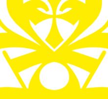 Typo Samurai - Yellow Sticker