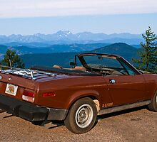 My Baby, 1980 Triumph TR7 by Bryan D. Spellman