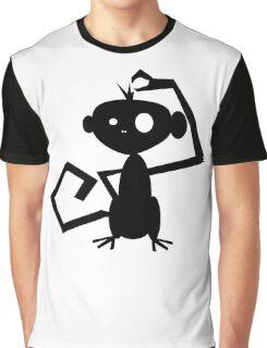 monkey Graphic T-Shirt