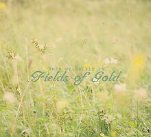 Fields Of Gold by Nicola  Pearson