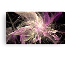 Lilac Freesia Canvas Print