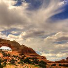 Wilson Arch by Bill Wetmore