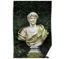 Marble bust Poster