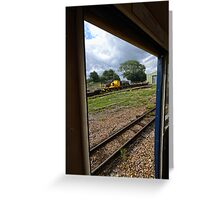 RHDR New Romney Greeting Card