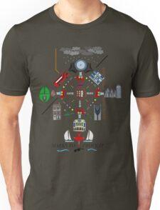 The Maccabees - Elephant and Castle Unisex T-Shirt