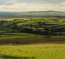 View From Pigeon Top by Adrian McGlynn