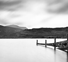 Loch Assynt Waters by Kenny Holt