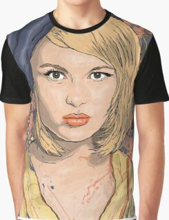 The Crimes of Faye Dunaway Graphic T-Shirt