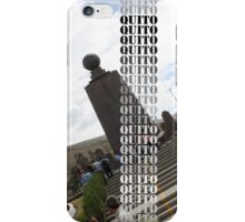 Right in the Middle iPhone Case/Skin