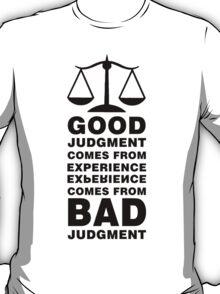 The Balance Paradox T-Shirt