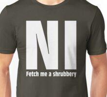 Knights of NI! (WHITE) Unisex T-Shirt