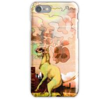 Radioactive Cat iPhone Case/Skin