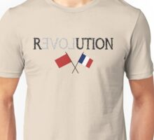 Les Miserables/French Revolution inspired design Unisex T-Shirt