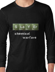 Slayer - Chemical Warfare Long Sleeve T-Shirt