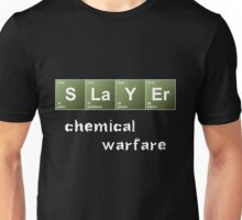 Slayer - Chemical Warfare Unisex T-Shirt