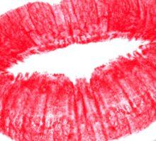 Lipstick Kiss Sticker