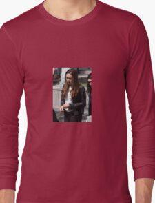 ALYCIA DEBNAM CAREY Long Sleeve T-Shirt