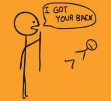 I got your back! by james0scott