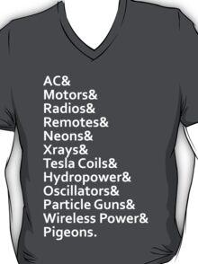 Tesla's Legacy T-Shirt