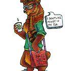 Zooronic: Bernard Bear by Rebekah  Byland