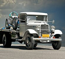 Hot Rod Hauler I 1934 by DaveKoontz