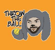 Throw the ball. by erdbaer