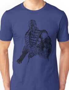 Sub-Zero MKX Art Unisex T-Shirt