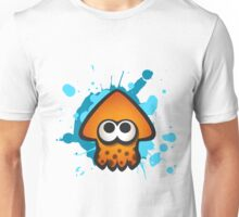 Splatoon Squid on Ink Unisex T-Shirt