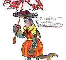 Zooronics: Sheila Shark by Rebekah  Byland