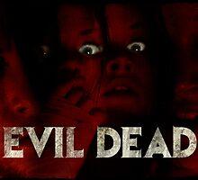Evil Dead (remake) poster by Grildrig
