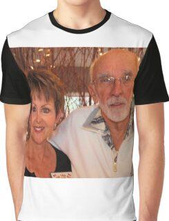 Claudette & Dick Raczuk Graphic T-Shirt