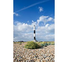 Dungeness Lighthouse Photographic Print